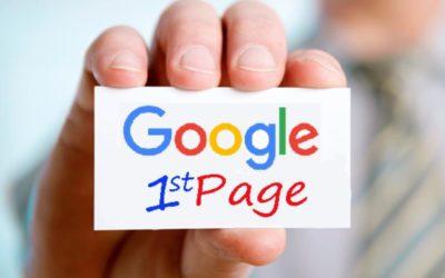 Tu cati bani pierzi pentru ca nu ai site-ul pe prima pagina Google? Studiu de caz